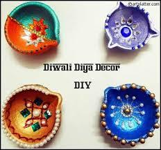 Design For Diya Decoration