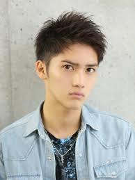 ブラストアップショートメンズ髪型 Lipps 原宿mens Hairstyle