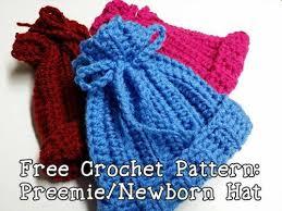 Crochet Preemie Hat Pattern Best Free Crochet Pattern Ribbed Newborn Or Preemie Hat Mimi Gaylor's