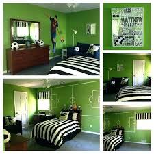 soccer themed bedroom. Brilliant Soccer Soccer Room Decor Ideas Themed Bedding Idea  Bedroom   And Soccer Themed Bedroom M