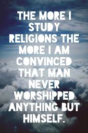 Best Anti Religion Quotes