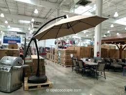 costco patio umbrella cantilever umbrella patio umbrellas home design ideas and inspiration ft costco cantilever patio umbrella reviews