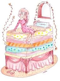 princess and the pea clip art. mosoul 6 2 the princess and pea by ludedra clip art