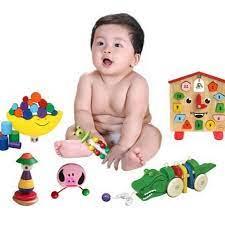 4 nhóm đồ chơi gỗ có khả năng kích thích sự sáng tạo ở trẻ 1 tuổi