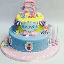 Disney Princess Cake Images Birthdaycakeforkidscf