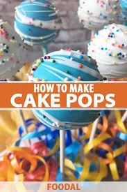 Lightly grease your silicone cake pop moulds with butter. How To Make The Best Beautiful And Easy Cake Pops Foodal