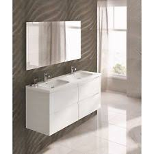 bathroom vanity double sink 48 inches. eviva rome 48-inch integrated porcelain double sink white bathroom vanity 48 inches