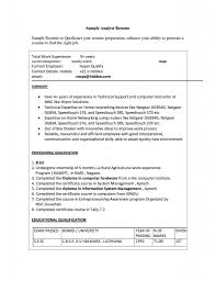 Cover Letter Resume For A Warehouse Job Sample Worker Photo