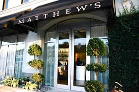 Door Entrance Design of Matthews Restaurant, Jacksonville