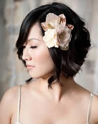 Wedding Hairstyles Short Hair Wedding Ideas For You