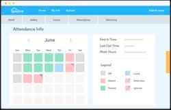 Attendence Tracker Employee Attendance Tracker