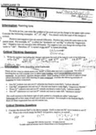 Chemistry homework: balancing equations worksheet - glancing ...