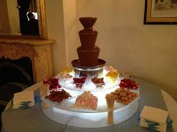 Chocolate Fountain Display Stand 100 best Fruit Fountain images on Pinterest Chocolate fountains 2