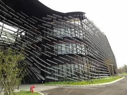 Central Taiwan Innovation Campus,MOEA Expanded Metal by: Shang ...