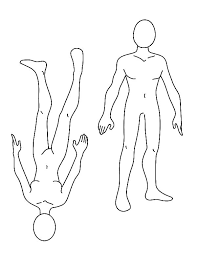 turkey body coloring pages. Exellent Pages Coloring Page Outline Of Childs Body  Parts   And Turkey Body Coloring Pages U
