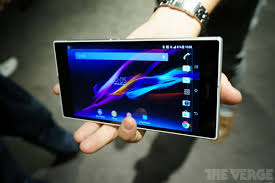 Sony's Wi-Fi-only Xperia Z Ultra sees ...