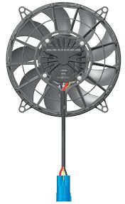 brushless axial fans spal