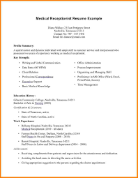 Medical Assistant Resume Samplesedger Review Resumes Description