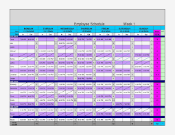 Hourly Planner Template Excel Hourly Planner Template Excel Image Collections Templates Weekly