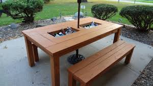 Remarkable DIY Patio Table The Stylish Diy Patio Table Regarding Current  Residence Daily Knight