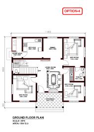 1338%2Bsft%2Bopt 4?resize=665%2C925 kerala house plans free amazing house plans on free kerala house plans