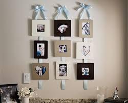 ribbon hanging frames