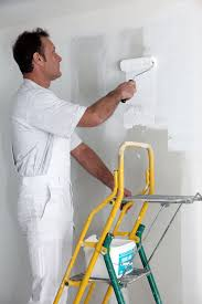 tips for painting drywall flowers