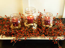 Fall Table Decorations With Mason Jars Get Inspired 100 Fall Centerpieces How To Nest For Less™ 6