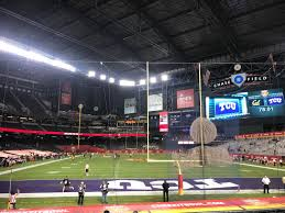 Chase Field Cheez It Bowl Stadium Journey