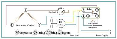 refrigerator wiring diagram compressor refrigerator wiring diagram of refrigerator compressor jodebal com on refrigerator wiring diagram compressor