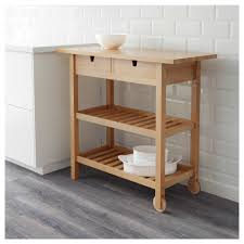 IKEA FRHJA kitchen trolley Gives you extra storage in your kitchen.