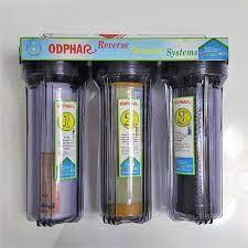 Bộ lọc nước 3 cấp ODPHAR