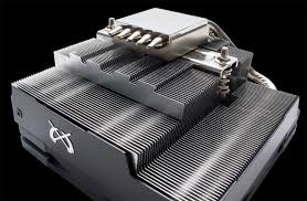Процессорный <b>кулер Scythe Big</b> Shuriken 3 высотой лишь 69 мм ...