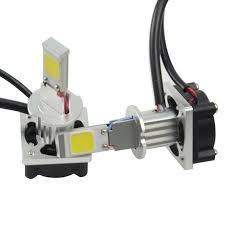 90w 9000lm Car Driving Led Headlight Bulbs Kit H1 Hi Lo Beam