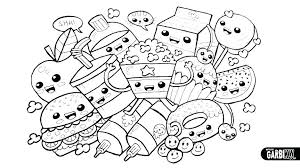 Coloring Pages Of Food Large Coloring Sheets Large Coloring Pages