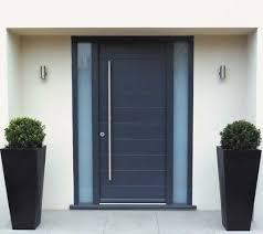 modern front door handlesUnique Contemporary Exterior Doors 17 Best Ideas About Modern