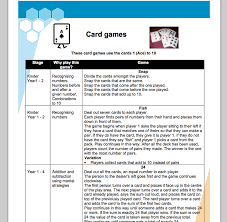 Class Resources - NUMBER ZONE