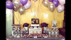 50th birthday party ideas freshly decor