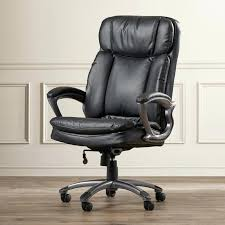 serta leather office chair high back leather executive chair serta air leather office chair
