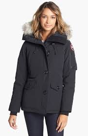 Canada Goose  Montebello  Down Parka   Nordstrom maybe this would be good  for Toronto winters