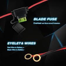 nilight 14awg heavy duty wiring harness kit 1 lead nilight led light nilight wiring harness instructions nilight 14awg heavy duty wiring harness kit 1 lead