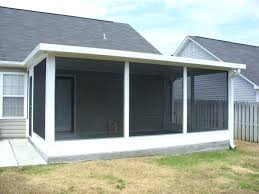screened covered patio ideas. How To Build A Screened In Porch Large Size Of Screen Covered Patio Ideas