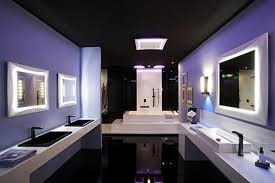 modern bathroom lighting led