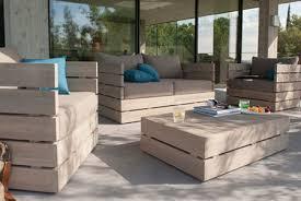 Picture of DIY Outdoor Garden Furniture