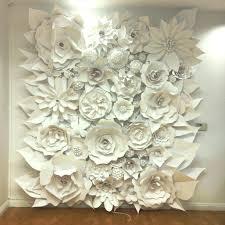 3d flower wall art items burst metal canvas