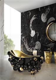 bathroom designs with freestanding tubs. Simple Tubs 10 Master Bathrooms With Luxurious Freestanding Tubs To See More Luxury Bathroom  Ideas Visit Us Inside Designs With