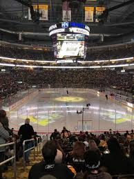 Ppg Arena Penguins Seating Chart Ppg Paints Arena Section 107 Row S Seat 14 Pittsburgh
