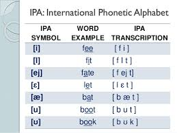The international phonetic alphabet (ipa) is a standardized system of pronunciation (phonetic) symbols used, with some variations, by many dictionaries. Phonetics The Sounds Of Language