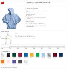 Hanes Hooded Sweatshirt Pouch Pocket True To Size Apparel