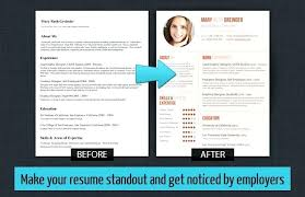 Resume Templates That Stand Out Unique Resume Template That Stands Out Packed With Free Resume Templates